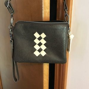 Maurices wristlet crossbody